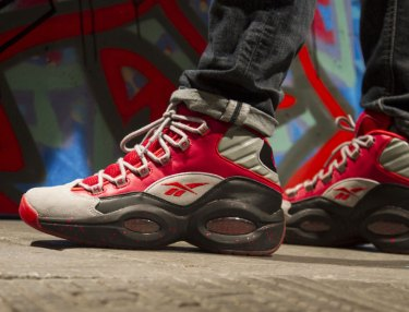 Reebok x Stash Question Mid