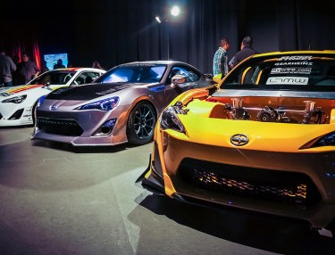 Scion 2014 SEMA Media Preview (Recap)