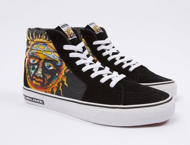 Vans Releases Limited Edition Sublime Sk8-Hi