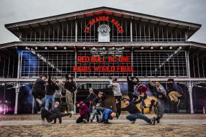 2014 Red Bull BC One World Final (Live Stream)