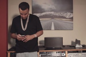 French Montana Offers Glimpse Into NYC Home