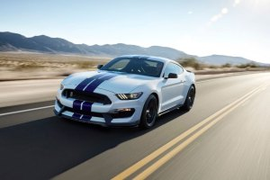 Ford 2016 Shelby GT350 Mustang