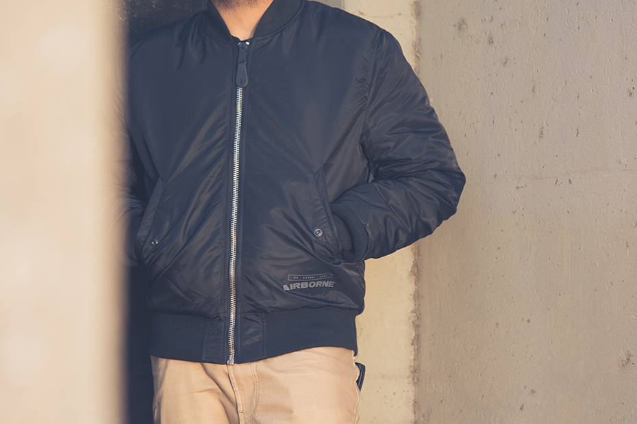 A Closer Look at Alpha Industries Valor Flight Jacket
