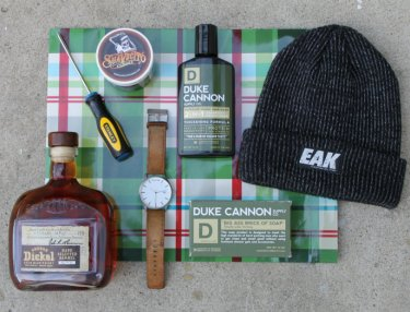 Gift Ideas For Real Men Ft. George Dickel, Duke Cannon & EAK