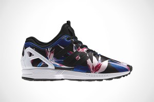 Adidas Originals ZX Flux 'Neoprene Graphic' Pack