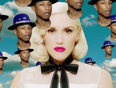 Gwen Stefani ft. Pharrell - Spark The Fire (Video)