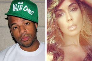 Earl Hayes and Stephanie Moseley