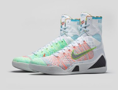 Kobe 9 Elite - What The