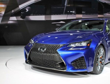 2016 Lexus GS F NAIAS Debut