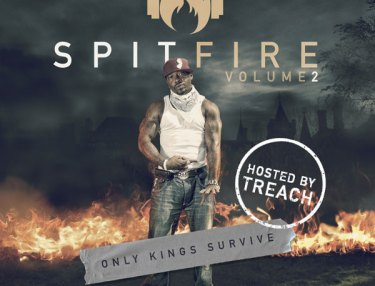 Spitfire Vol. 2 (Hosted By Treach) (Mixtape)