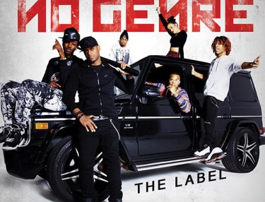 B.o.B - No Genre: The Label (Mixtape)