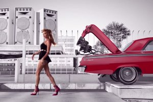 Chanel West Coast - Bass In The Truck (Video)