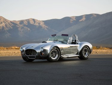 50th Anniversary 427 Shelby Cobra