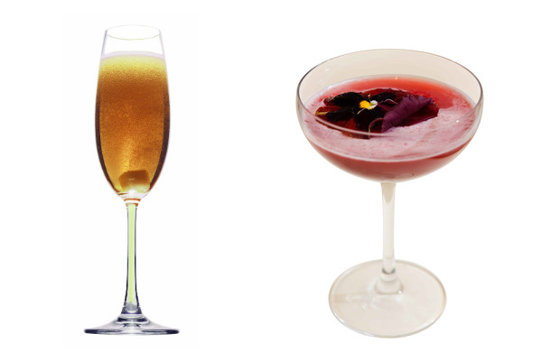 Courvoisier Valentine's Day Cocktail Recipes