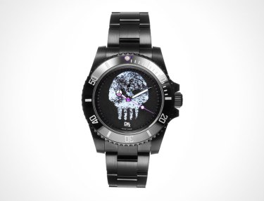 Bamford Watch Department: Flash Gordon & The Phantom Watches