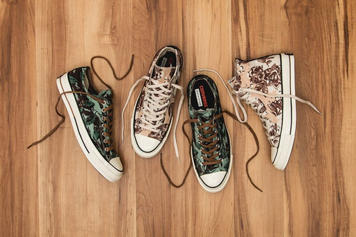 Converse Chuck Taylor 1970 'Floral' Pack