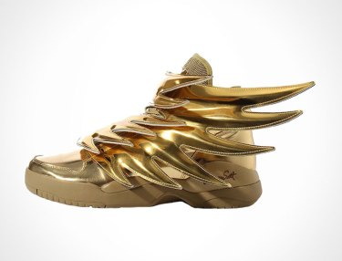 "Adidas Originals JS Wings 3.0 ""Metallic Gold"""