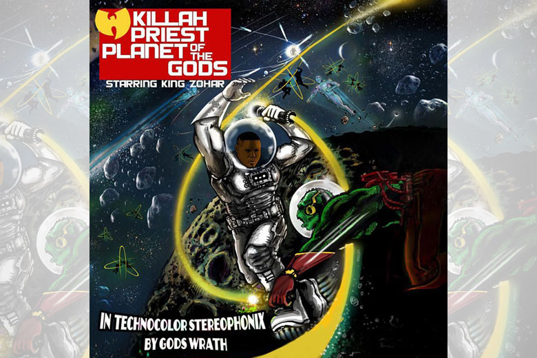 Killah Priest - Planet Of The Gods