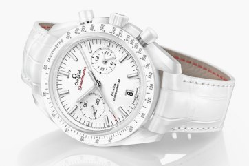 Omega Speedmaster 'White Side Of The Moon'