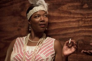 Queen Latifah as Bessie Smith