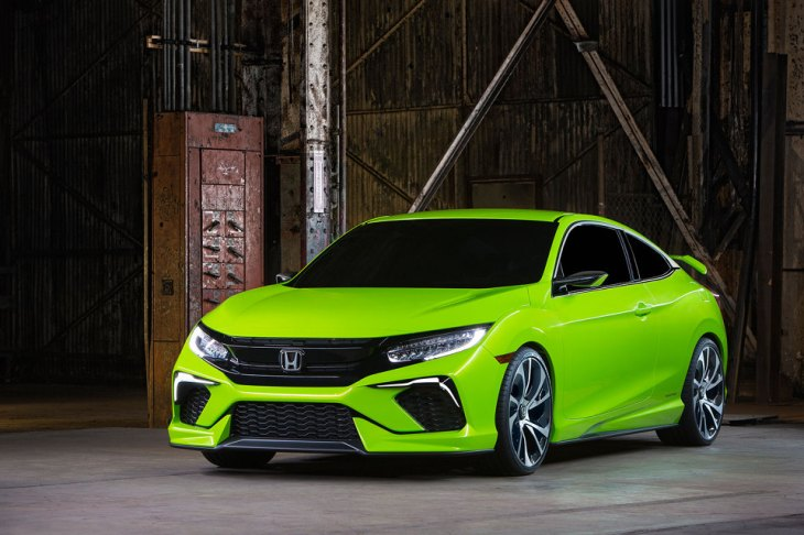 Honda Civic 10th-Generation Concept
