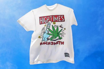 Rocksmith x High Times Magazine 420 Capsule