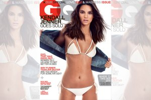 Kendall Jenner Covers GQ May 2015 Issue
