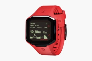 Nixon Ultratide Smart Surf Watch