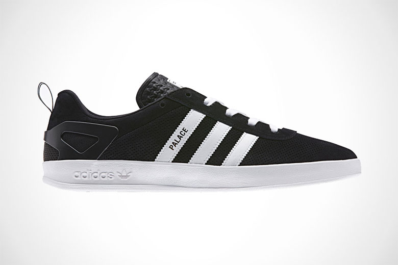 pretty nice 791d2 63ff3 Palace Skateboards x Adidas Originals Palace Pro Trainer