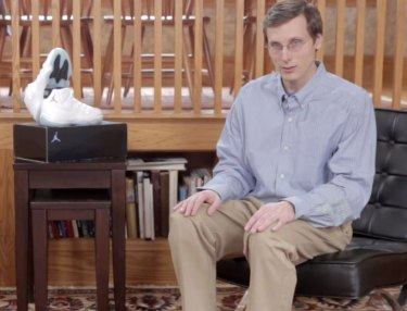 Brad Hall Returns With Air Jordan 11 'Legend Blue' Unboxing