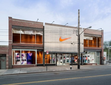 Inside Nike's Community Store In Flatbush, Brooklyn