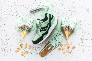 Saucony Originals G9 Shadow 'Scoops' Pack