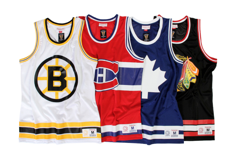 Concepts x Mitchell & Ness 'Original 6' Collection