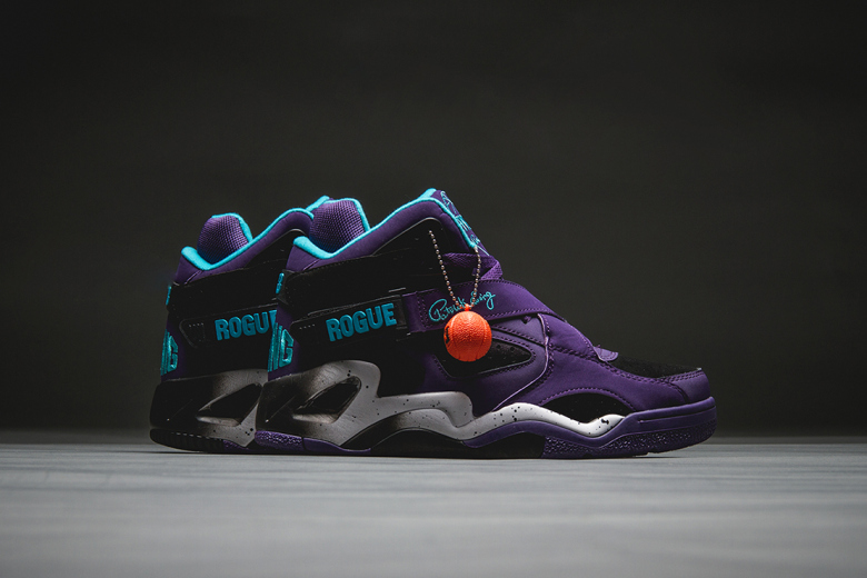 Ewing Rogue - Purple/Teal