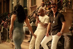 Flo Rida ft. Robin Thicke - I Don't Like It, I Love It (Video)