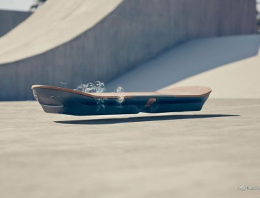 Introducing The Lexus Hoverboard
