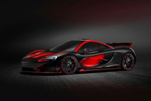 Custom McLaren P1 By MSO