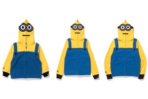 BAPE's MILO x Minions 2015 Collection