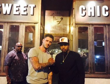 Nas Partners With NYC Restaurant, Sweet Chick