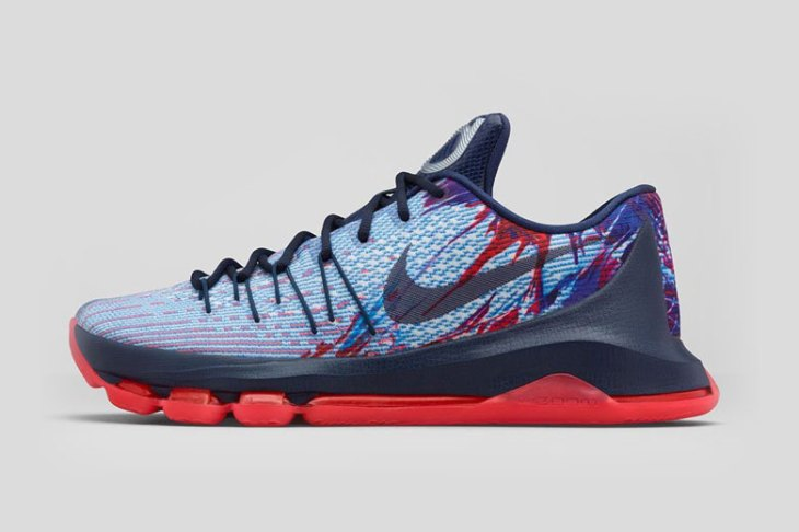 Nike Basketball 4th Of July Collection