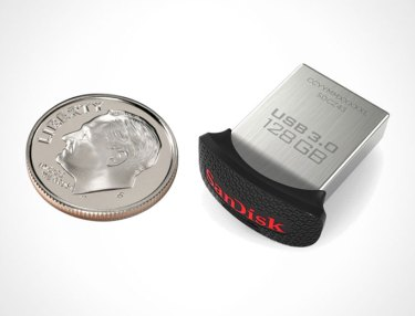 SanDisk Ultra Fit USB 3.0 Flash Drive