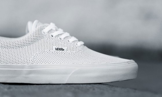 Vans Summer 2015 Era Perforated Leather