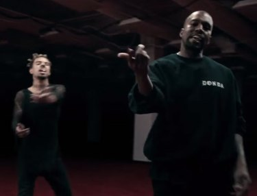 Vic Mensa ft. Kanye West - U Mad (Video)