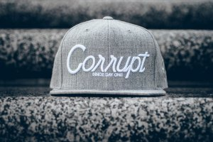 Mitchell & Ness x Sneaker Politics 'Corrupt Since Day One' Snapback
