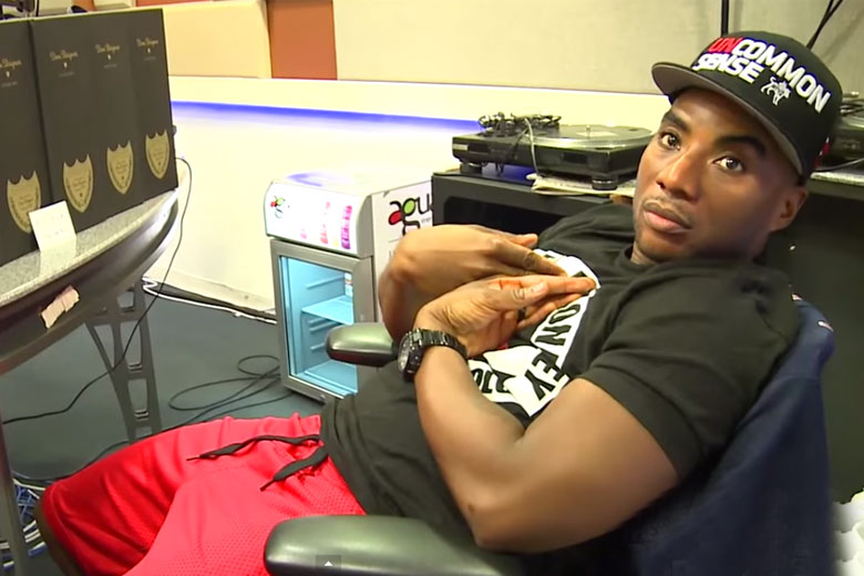 LOL! Drake Really Buys Charlamagne Tha God Bottles