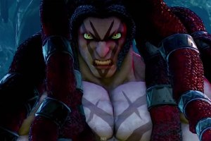 Street Fighter V: Necalli Reveal (Trailer)