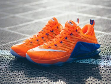Nike LeBron 12 Low - Total Orange
