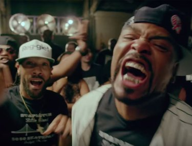 Method Man ft. Redman, Hanz & Streetlife - Straight Gutta (Video)