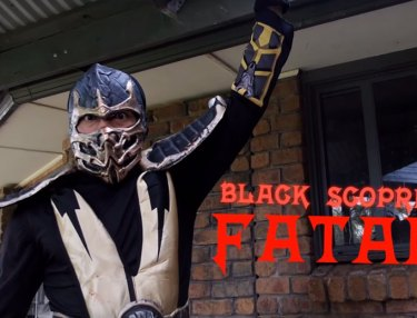 Real-Life Mortal Kombat Fatalities! (NSFW)