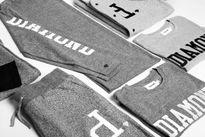 Diamond Supply Co. x PacSun 'Crown Terry' Collection